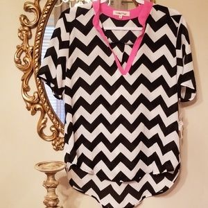 Wishful Park tunic